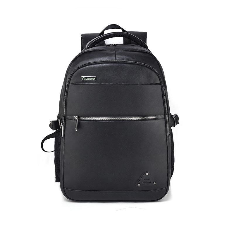 【外交官】Diplomat时尚休闲双肩包 黑色 DS-14003L