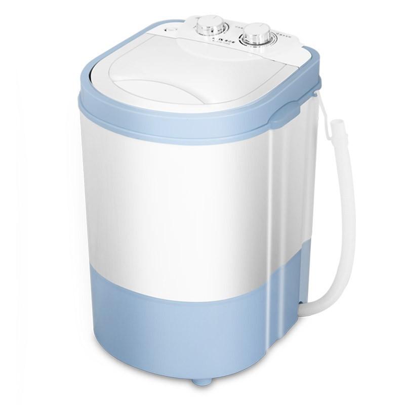 【奥克斯】 洗脱一体单筒单桶家用大容量半全自动小型迷你洗衣机 XPB30-1208
