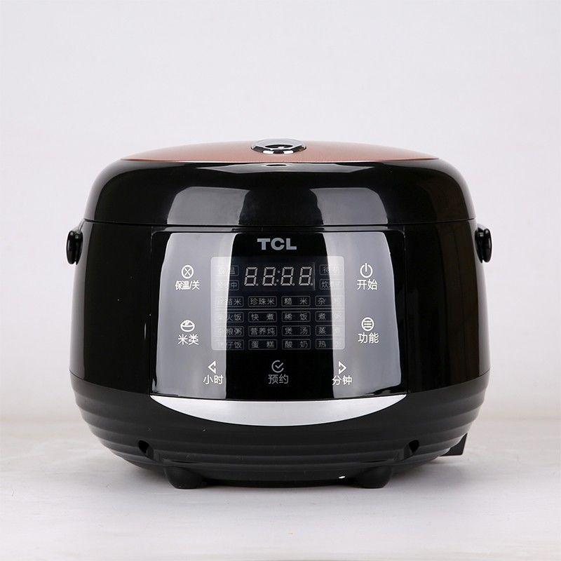 【TCL】优家智能电饭煲 24小时预约功能,开饭时间自由掌控 TB-YD0306
