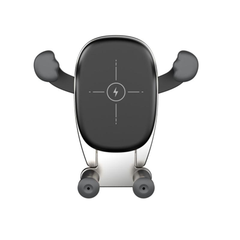 【途马】途小度智能语音无线充电车载手支架 DU03