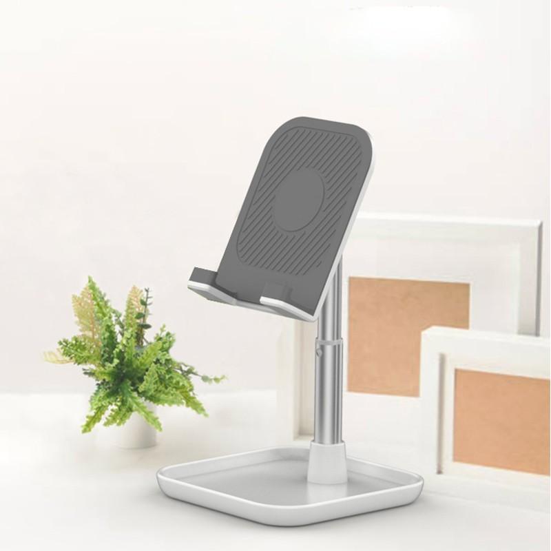 【途马】多功能桌面收纳支架 桌面伸缩调节支架+杂物收纳盒二合一 TMZ-26