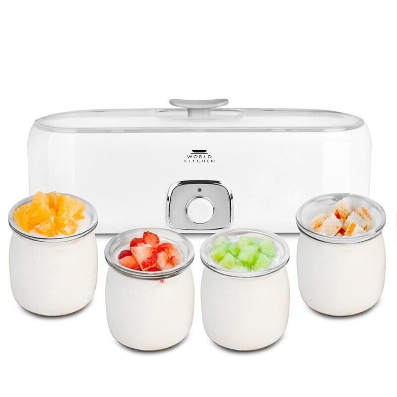 【康宁】WORLD KITCHEN 酸奶机智能均衡控温WK-YM/UJ