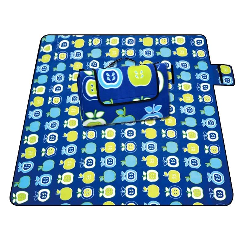 【艾瑞迪】多人户外野餐防潮垫便携加厚野餐垫牛津布防水耐磨草地垫野餐垫 ZS-002