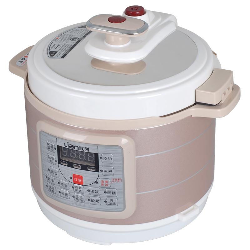 【联创】电压力锅 智能预约一键排气电高压锅 DF-BL6031M