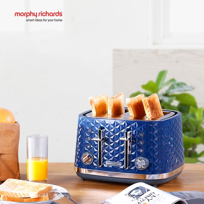 【摩飞】多士炉 家用加宽烤槽七档快速烘烤土司机早餐机  MR8105