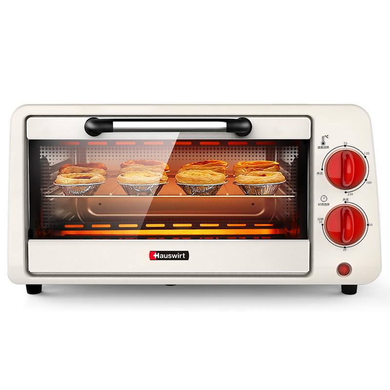 【海氏】家用多功能电烤箱机械款迷你大容量烤箱精准控温  B06