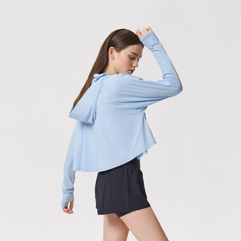 【蕉下】防晒衣披肩运动服防紫外线户外皮肤衣女轻薄开衫透气