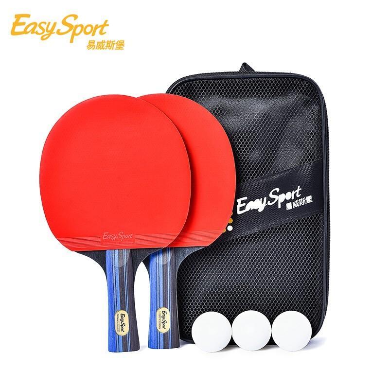 【易威斯堡 】弧线流乒乓球套装  ES-PP201