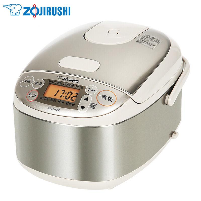 【象印】ZO JIRUSHI 电饭煲 电饭锅 微电脑多功能迷你  NS-LBH05C