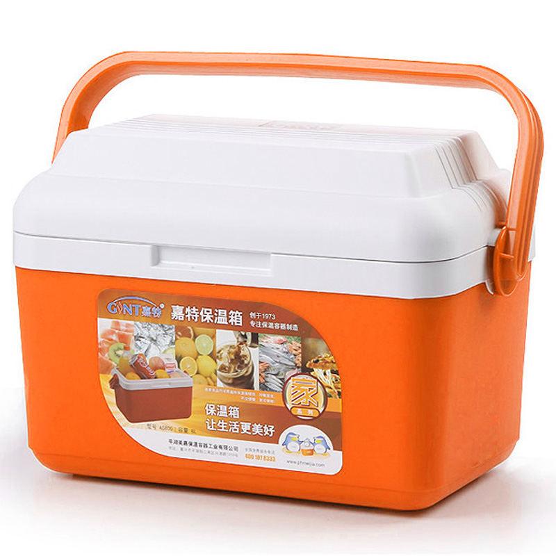 【嘉特】冷热保温箱车载冷藏箱便携钓鱼箱外卖箱食品保鲜箱 AS800/AS2200