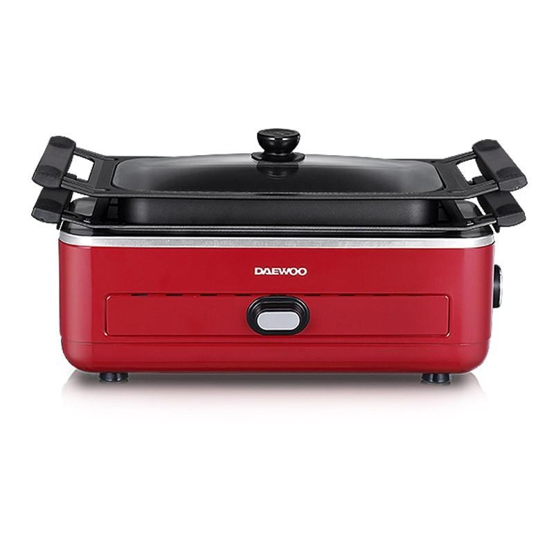 【大宇】多功能家用烧烤炉多用可分离式不粘烧烤盘烧烤架 DYSK-S302