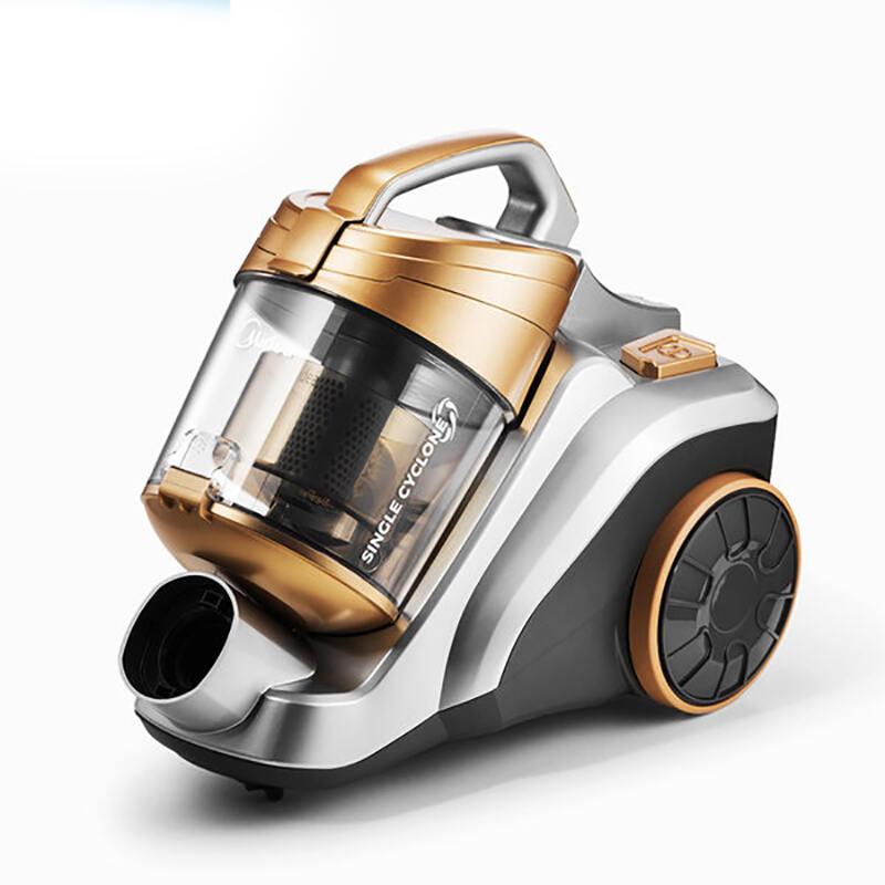 【美的】强力吸尘器家用静音手持吸尘大功率除尘VC12A1-FG