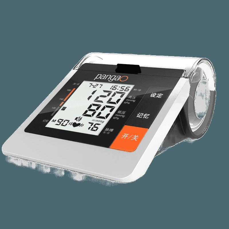【攀高】(PANGAO)血压计家用智能语音播报 上臂式手腕式电子血压仪 PG-800B10