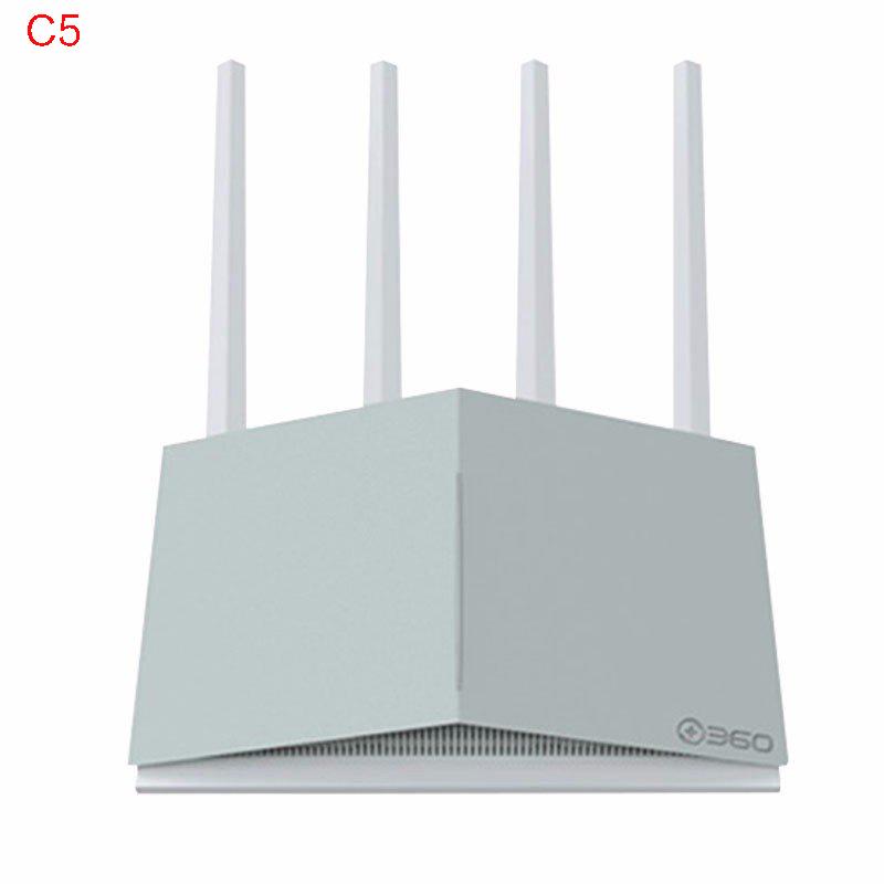 【360】家庭防火墙C5路由器 双频1200M智能5G无线WIFI家用穿墙王 C5/ C5S