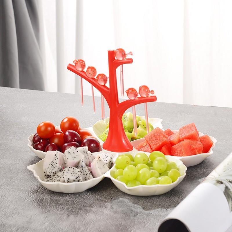 【四喜悠品】果盘 日式风格用于存放干果 干果盘水果盘 S-101