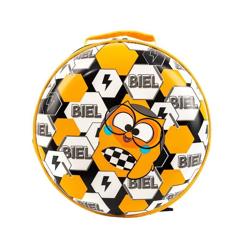 【外交官】儿童双肩背包 猫头鹰足球形可爱背包BB-S3203