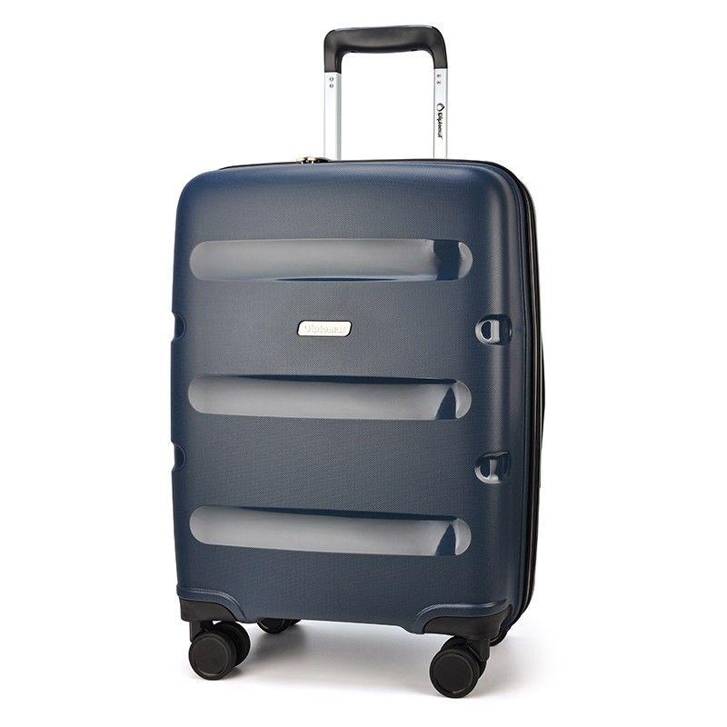 【外交官】时尚便携旅游行旅登机拉杆箱DS-13037