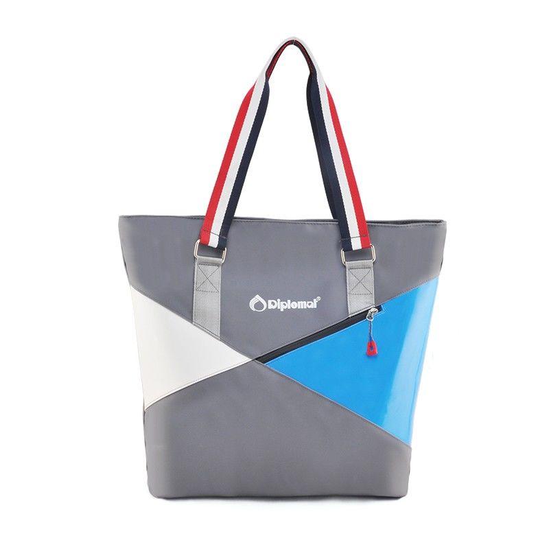 【 外交官】时尚休闲逛街购物单肩手提包DS-14066L