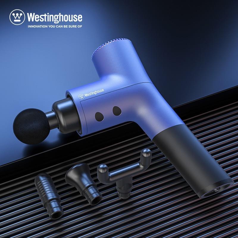 【西屋 】 筋膜枪按摩枪肌肉放松按摩器健身运动肩颈按摩 静音变频长续航 MA01