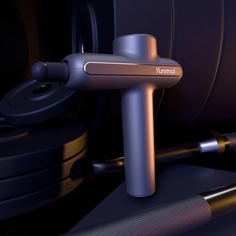 【云麦】筋膜枪 放松肌肉健身神器充电便携消除疲劳按摩枪 Pro Basic