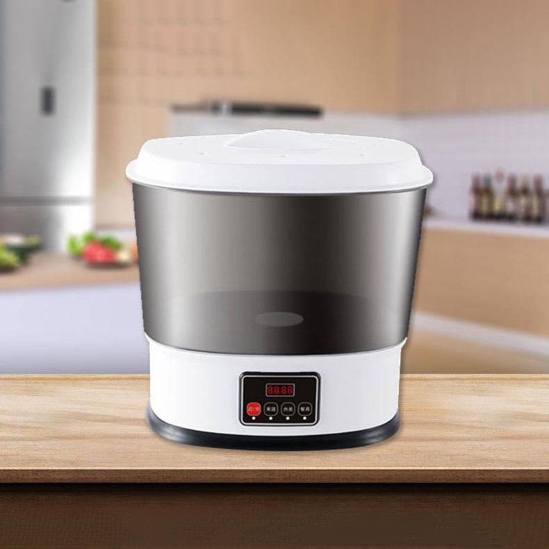 【斯拓浦】 多功能果蔬消毒机超声波清洗机臭氧洗菜机STP-X