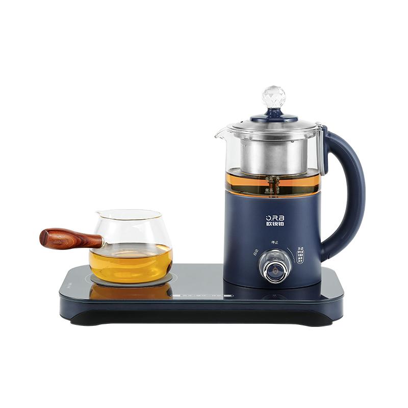【欧锐铂】茶意人生暖饮一体机煮茶器保温一体壶ORB-242