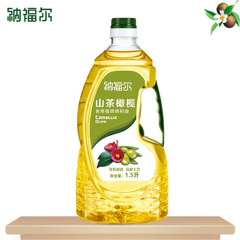 【纳福尔】 调和油 茶籽油调和油 家用食用油调和油