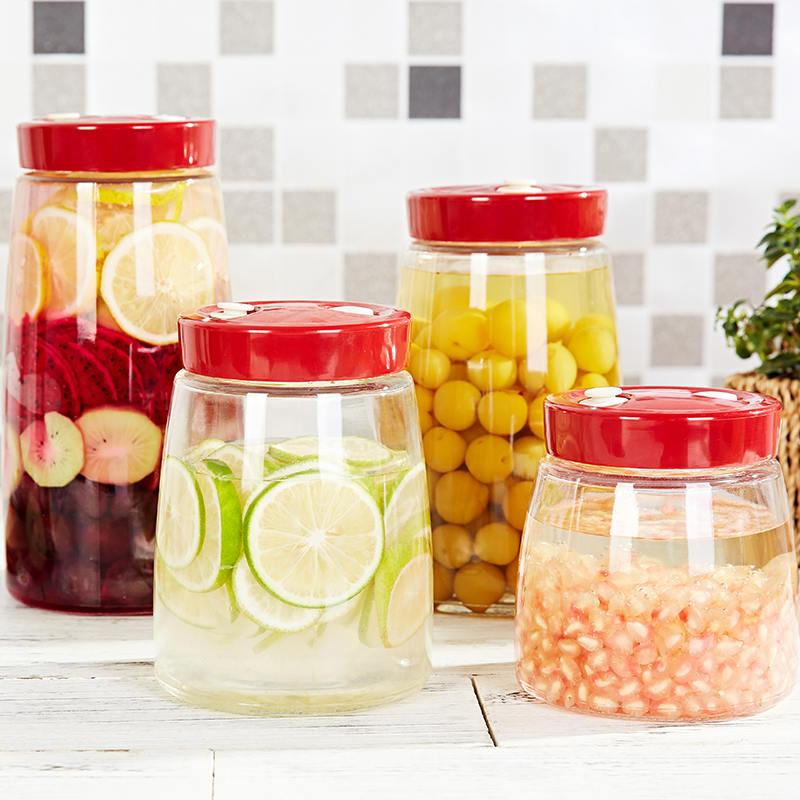 【盛歌】韩尚酵素桶家用发酵罐自动排气罐Q31