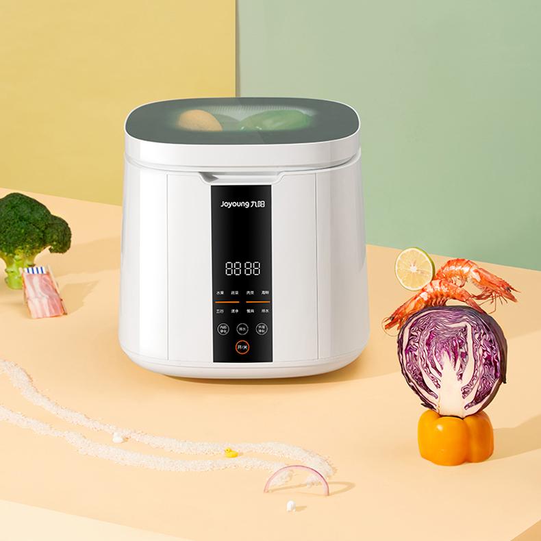 【九阳】(Joyoung)果蔬解毒机 洗菜机 家用除菌解毒机净化机 XJS-02A