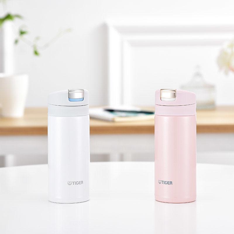【虎牌】保温杯轻量型时尚水杯不锈钢真空杯MMX-A20C/MMX-A30C