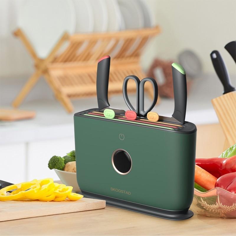 【思嘉思达】砧板刀具消毒器 厨房配件餐具收纳盒 SKD-X0029