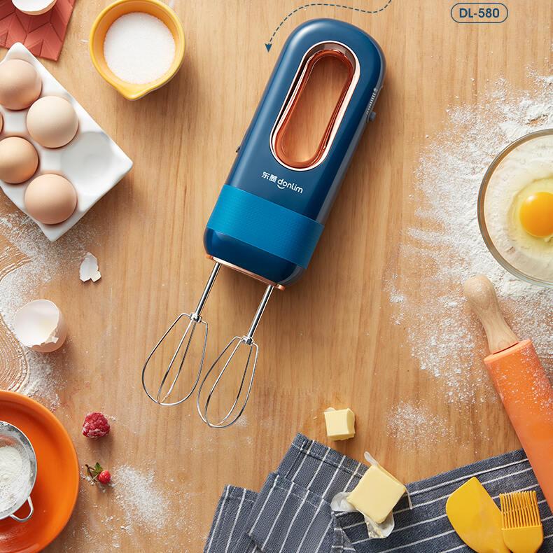 【东菱】家用无线电动打蛋器手持打蛋机奶油机DL-580