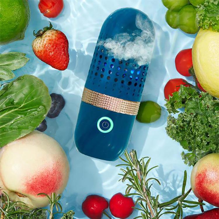 【东菱】胶囊果蔬清洗机家用自动洗菜机解毒机DL-001