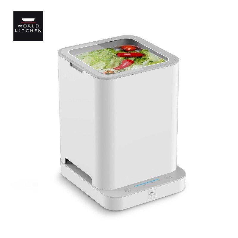 【康宁】果蔬净化清洗机洗菜机蔬菜解毒机WK-FVD2-9L/WH