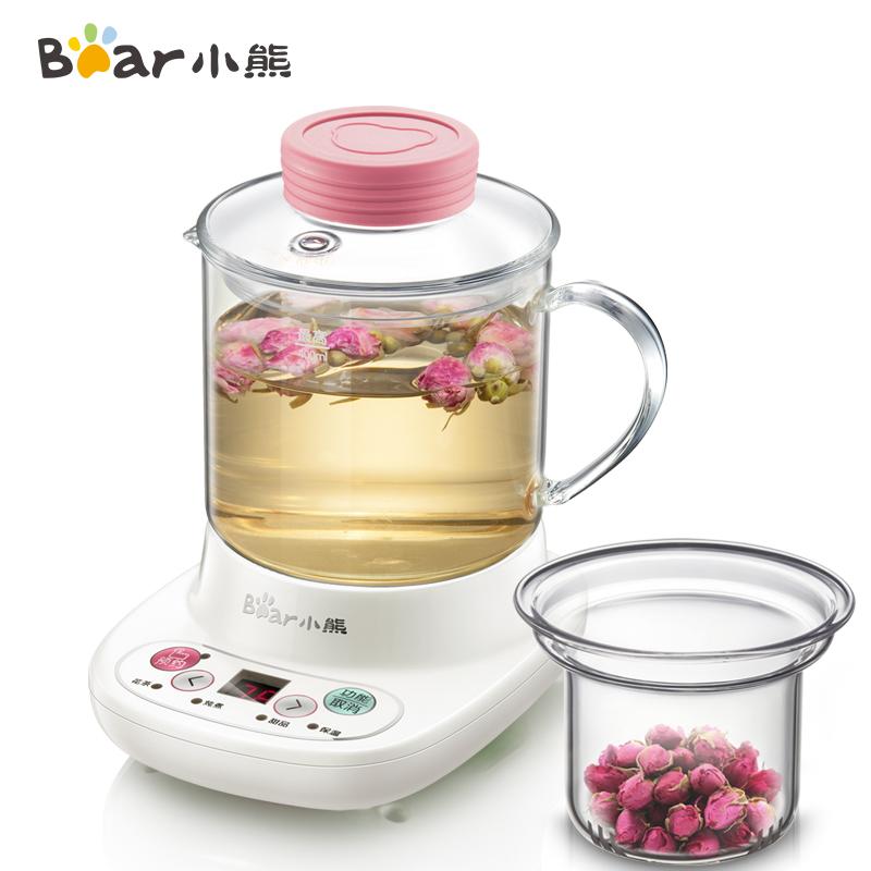 【小熊】(Bear)迷你养生杯养生壶电热杯煮花茶壶烧水壶电热水壶 YSH-A03C5