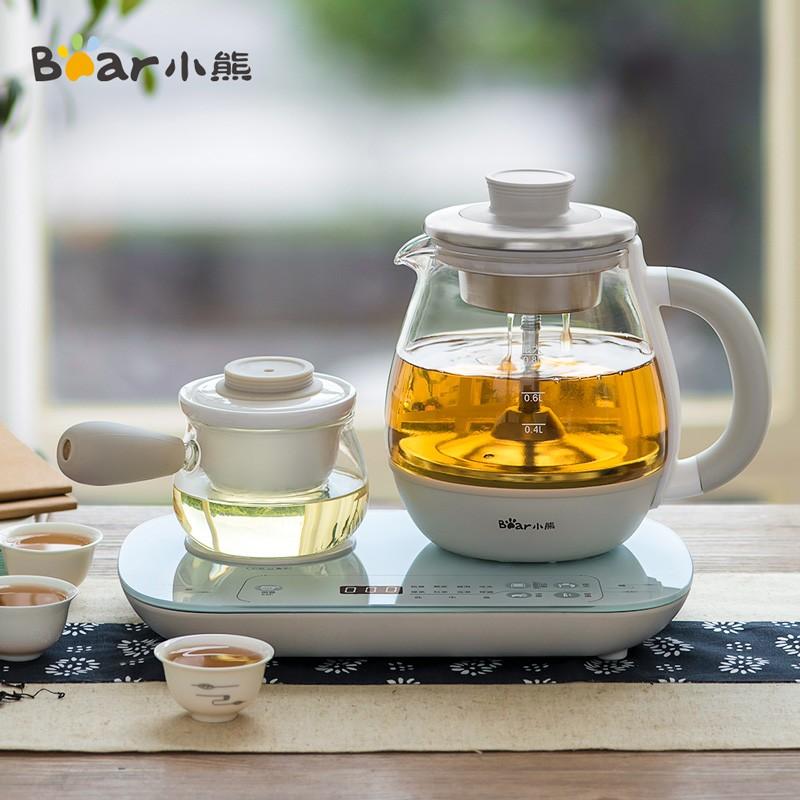 【小熊】煮茶器煮茶壶 热水壶304不锈钢烧水壶茶具 ZCQ-A08E1