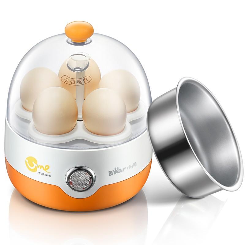 【小熊】煮蛋器 迷你双层家用蒸蛋器早餐机 煮鸡蛋神器 ZDQ-2201