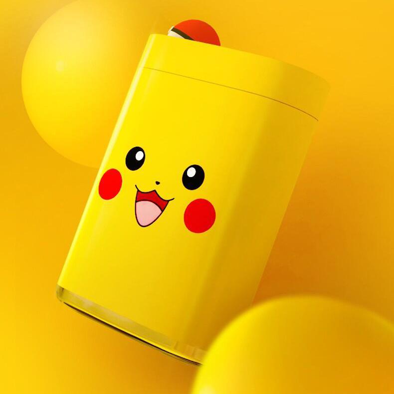 【艾优】联名皮卡丘加湿器卧室孕妇婴儿小型蒸汽雾化器 Pokemon-S