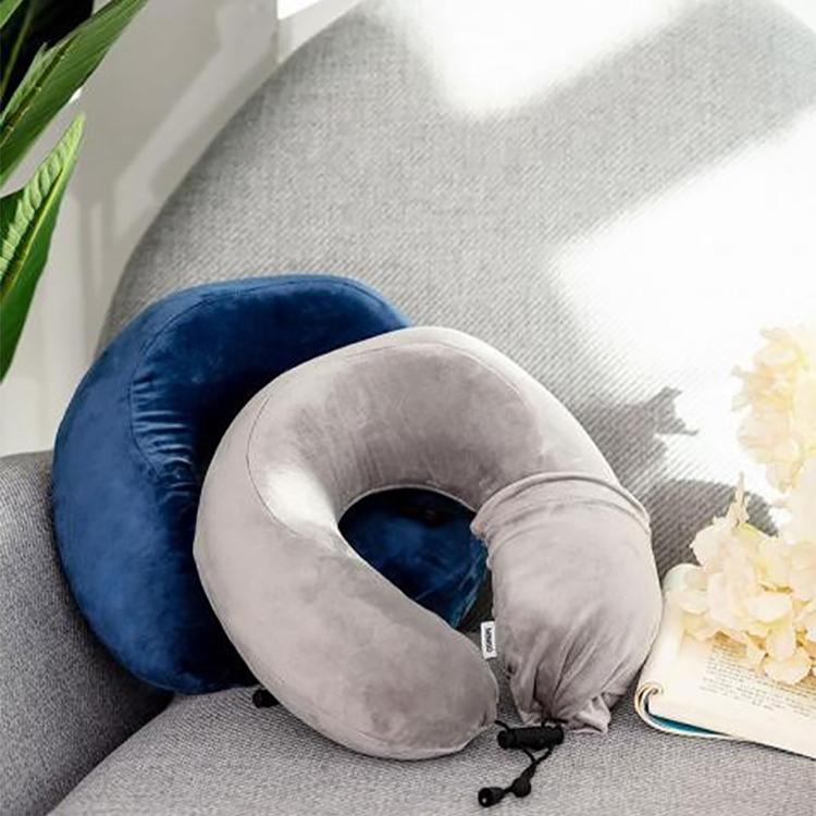 【名创优品】可收纳便携U型枕汽车头靠枕