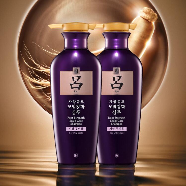 【吕】滋养韧发密集强韧洗发水/洗发水护发乳套组