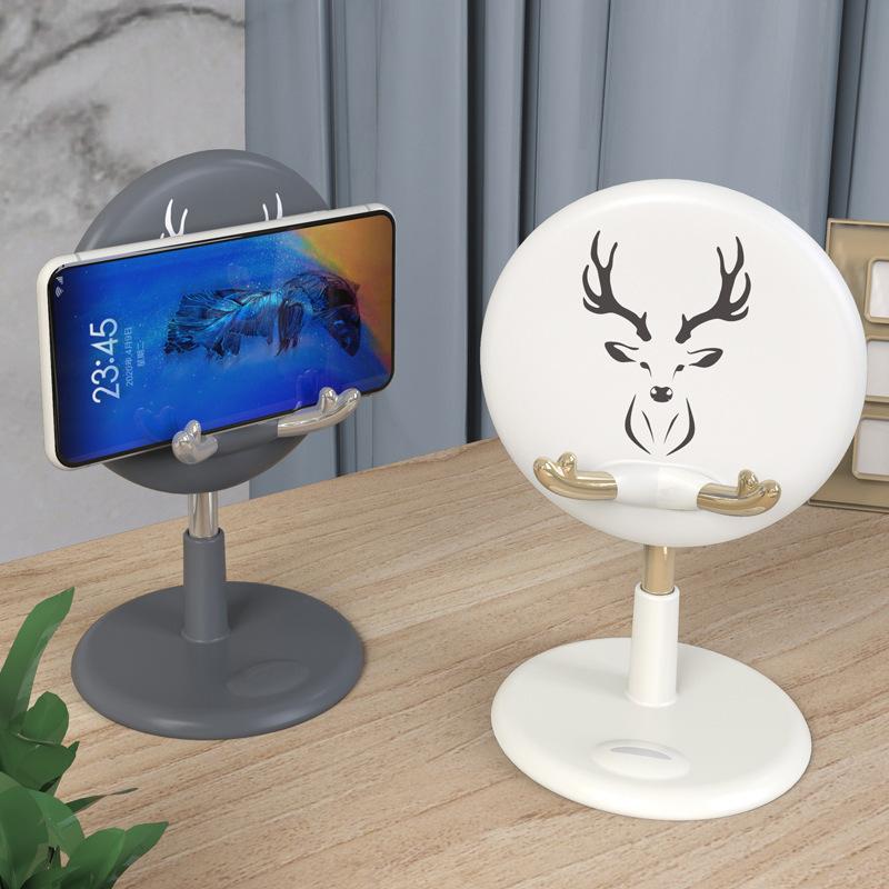 【颐电】创意手机支架 手机平板支架卡通桌面支架 AD-3777
