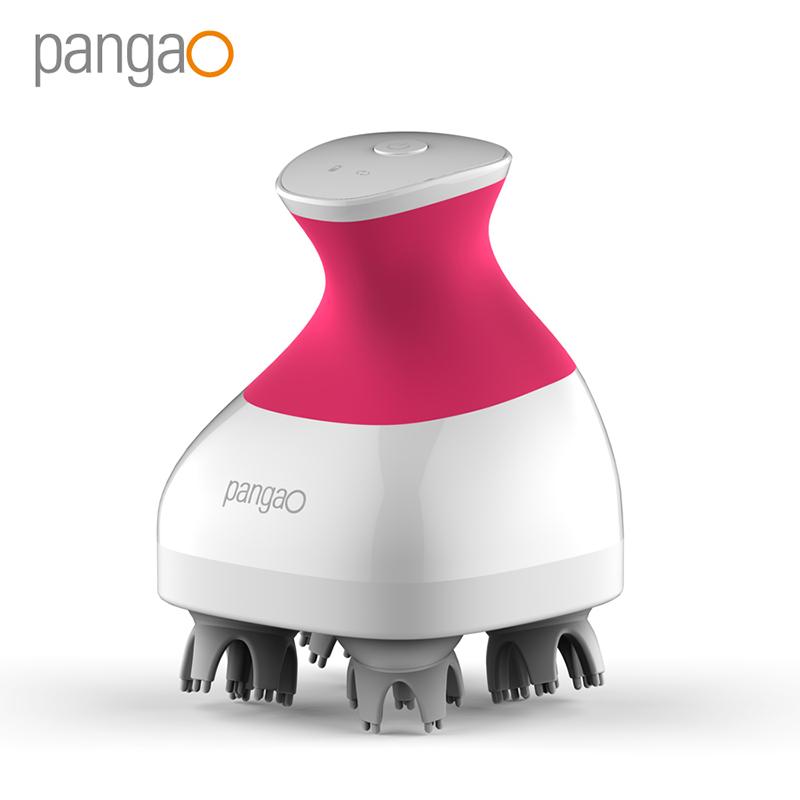 【攀高】(PANGAO)头部按摩器头皮按摩魔力爪按摩头部颈部按摩仪 PG-2701