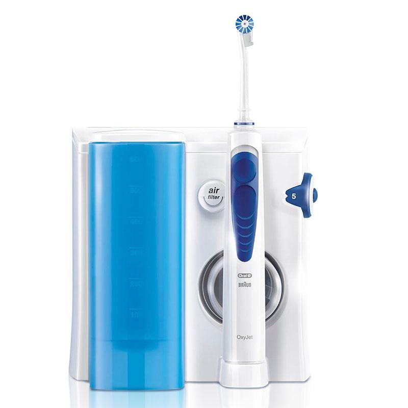 【欧乐B】匈牙利进口洗牙器家庭护理活氧冲牙器MD20