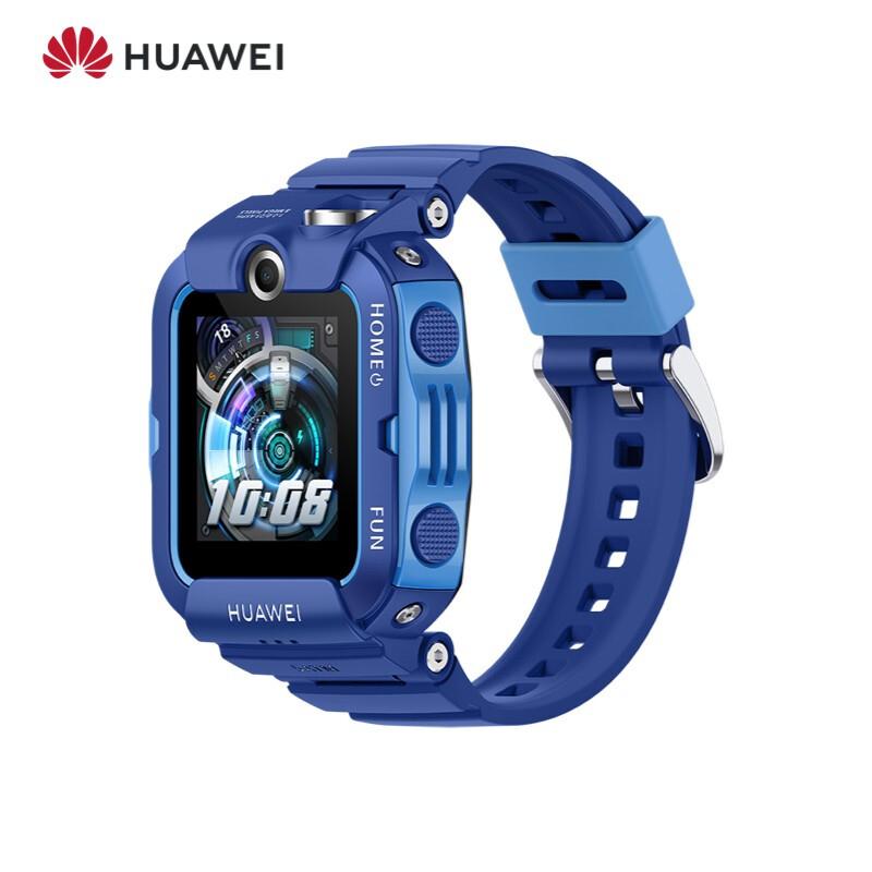 【华为】儿童电话手表高清双摄像视频通话智能手表手环4X