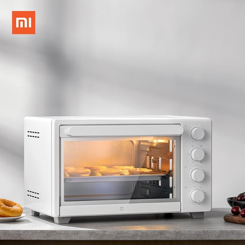 【小米】电烤箱家用三层烤位上下独立控温一机多用