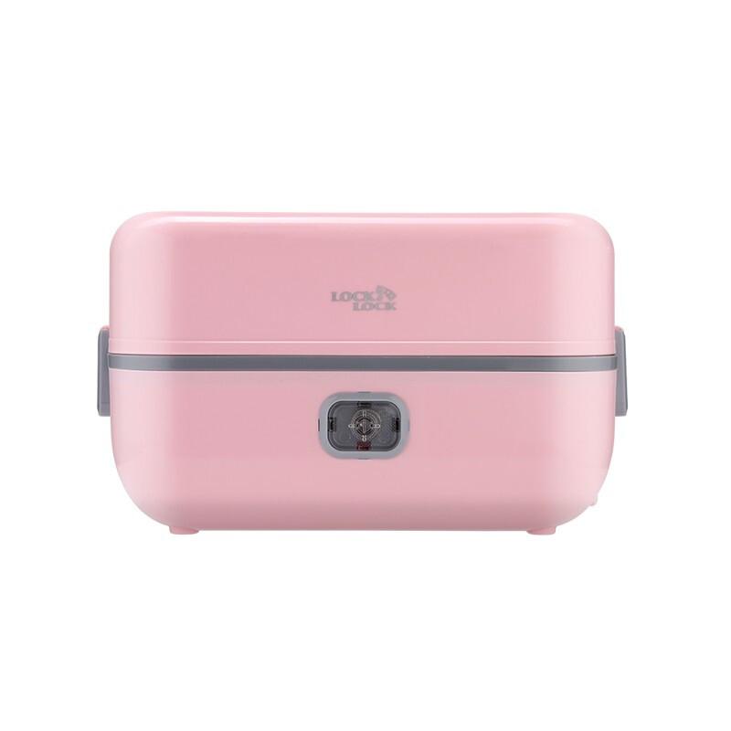 【乐扣乐扣】电热饭盒加热便当盒便携多功能EJR1227PIK