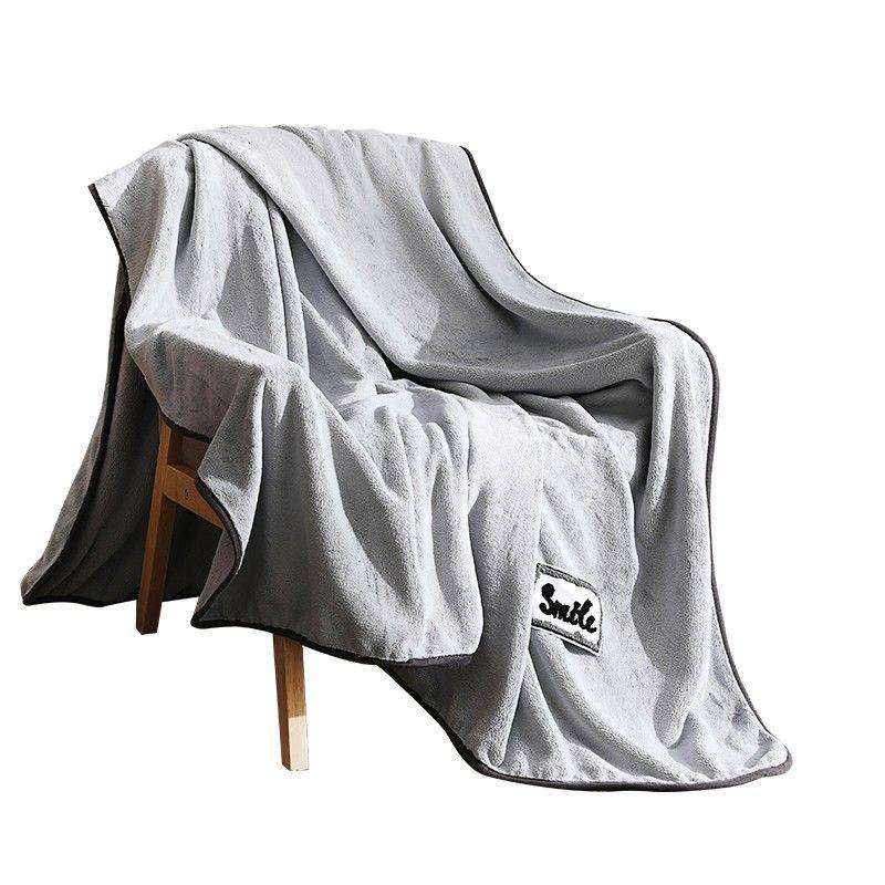 【金丝莉】 简欧除湿毛毯 奶般丝滑质感 一触即暖 JT-1108 180×200cm