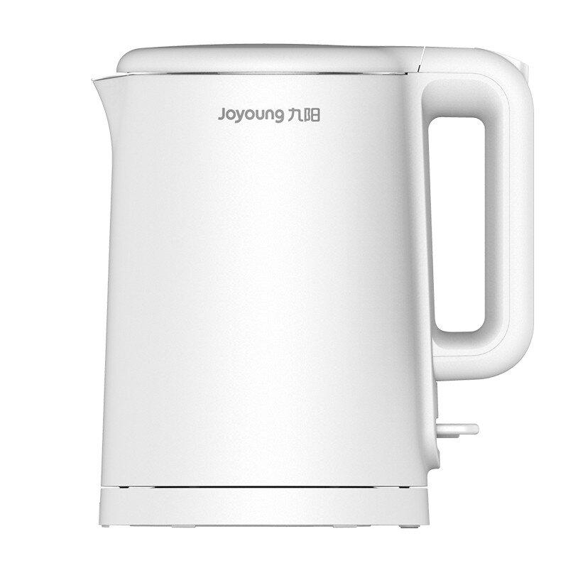 【九阳】(Joyoung)电热水壶烧水防烫开水煲电水壶304不锈钢K12-F30