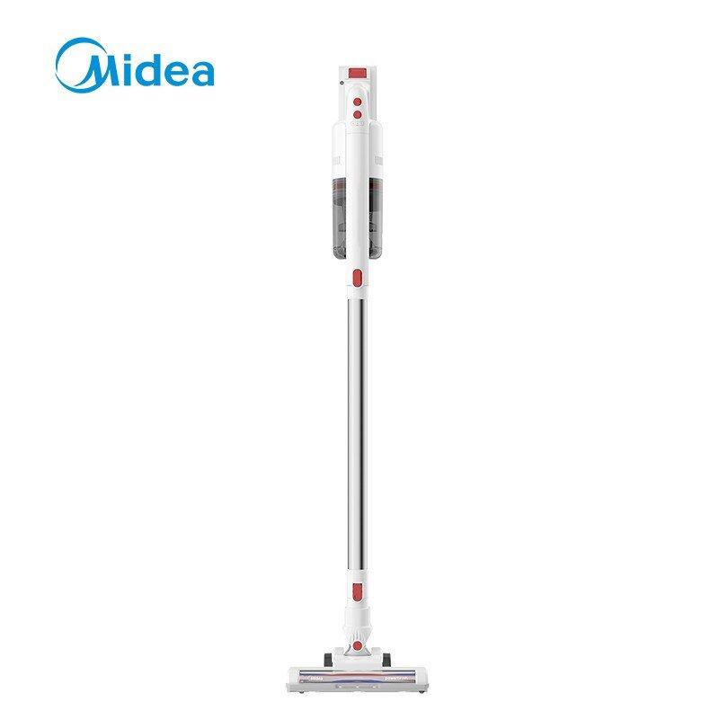 【美的】(Midea)手持大吸力双电机车载轻便家用二合一强力吸尘器P60