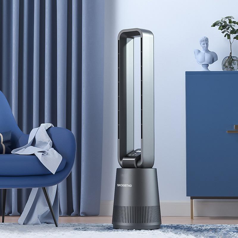 【思嘉思达】 无叶风扇家用塔扇静音落地扇空调扇SKD-F0023